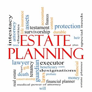 Estate planning, appointing an Executor, and putting legal documents in place is all part of Planning Well