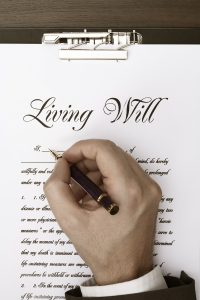 Writing a Living Will or Advance Care Directive is just one step in getting your affairs in order