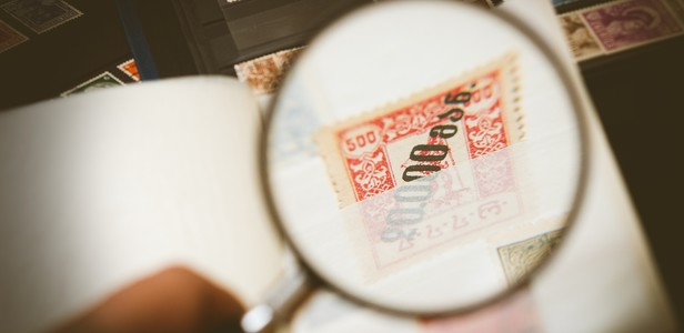 How to get rid of Grandpa's stamp collection